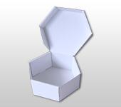 9. Šesterokutna kutija pogodna za puno vrsta proizvoda