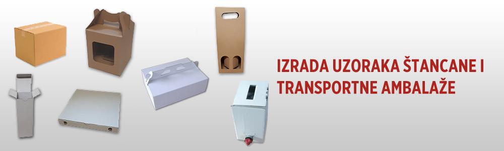 Štancane i transportne kutije